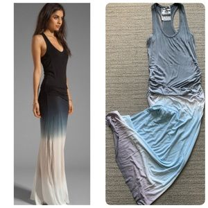 Sexy Young Fabulous And Broke Ombré Maxi Dress